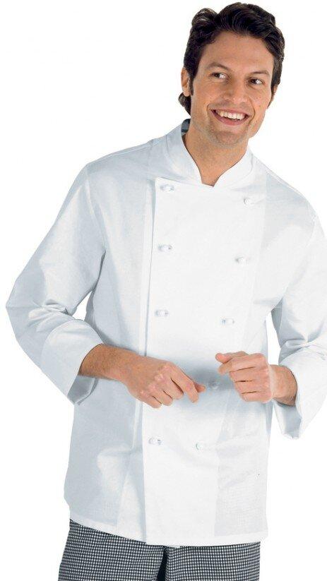 Abbigliamento Cuoco - Giacche cuoco - Abiti Cucina - CamiciPerLavoro 4ee9efdbf913