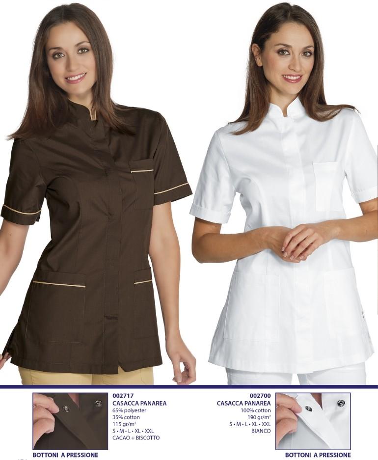 Conosciuto casacche donna colorate - PANAREA - Abbigliamento da lavoro-Abiti  CQ77