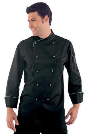 Nere Professionale Giacche 057461 Da Cuoco Lavoro Abbigliamento cTlFK13uJ