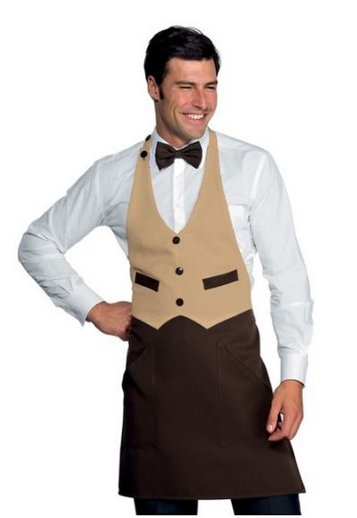 Grembiuli da lavoro per bar ristoranti - Abbigliamento da lavoro ... f03dba0b8c8f